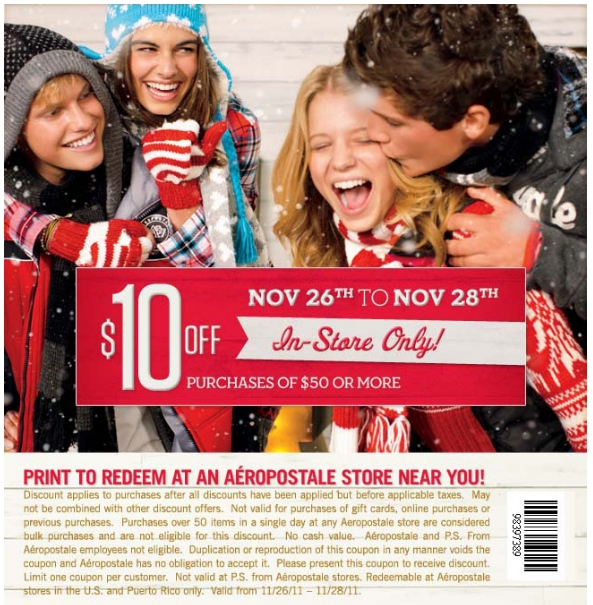 20 off aeropostale coupon codes amp printable coupons 2019 - 593×605