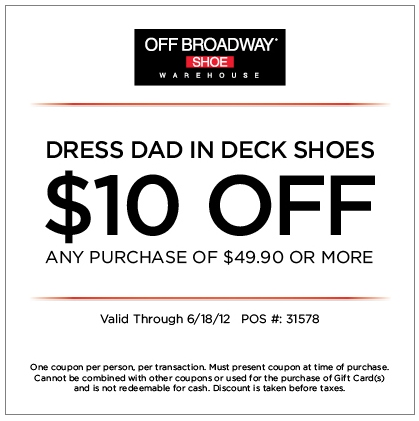 Dsw Coupons Printable