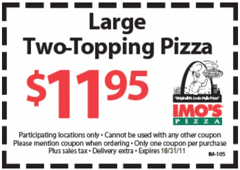 Imos coupon code